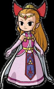 Princess Zelda (Four Swords)