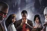 The Magicians (TSW)