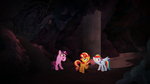 Twilight and Rainbow turned into ponies EGSB
