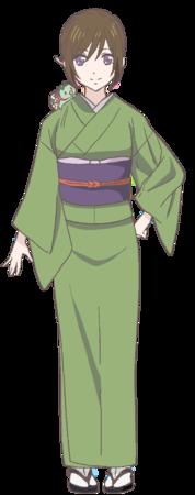 Aoi Tsubaki
