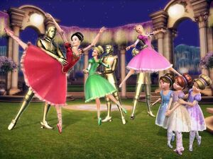 Barbie in The 12 Dancing Princesses Official Stills 6