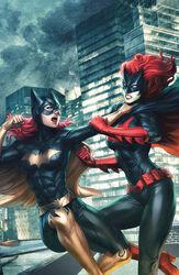 Batgirl Vol 4 12 Textless