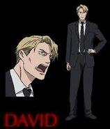 Chara david
