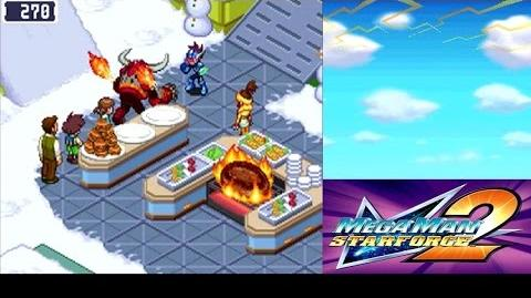 Mega Man Star Force 2 - Part 6 Taurus Fire