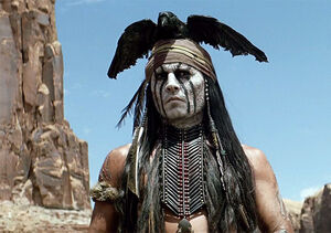 Tonto the ranger-johnny-depp2