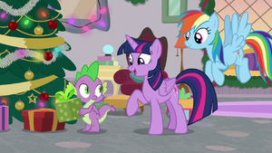Twilight 'you'll have to wait and see ' S8E16