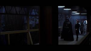 Vader walkway