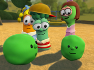 Junior and his friends