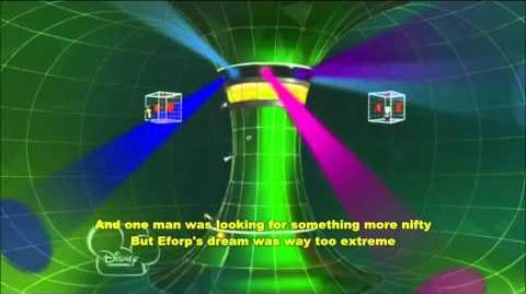 Phineas and Ferb-Football X-7 Lyrics(HD)