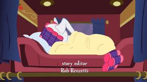 Rarity can't sleep S01E21