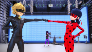 Reflekta - Cat Noir and Ladybug