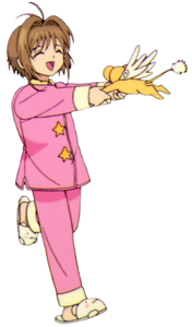 Sakura Pink Pajamas (Stars)