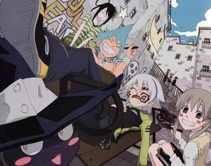 Soul eater wallpaper 1 by leeniej