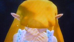 Zelda skyward sword zelda crying