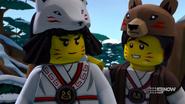 Akita and Kataru (When the Ninja leave)