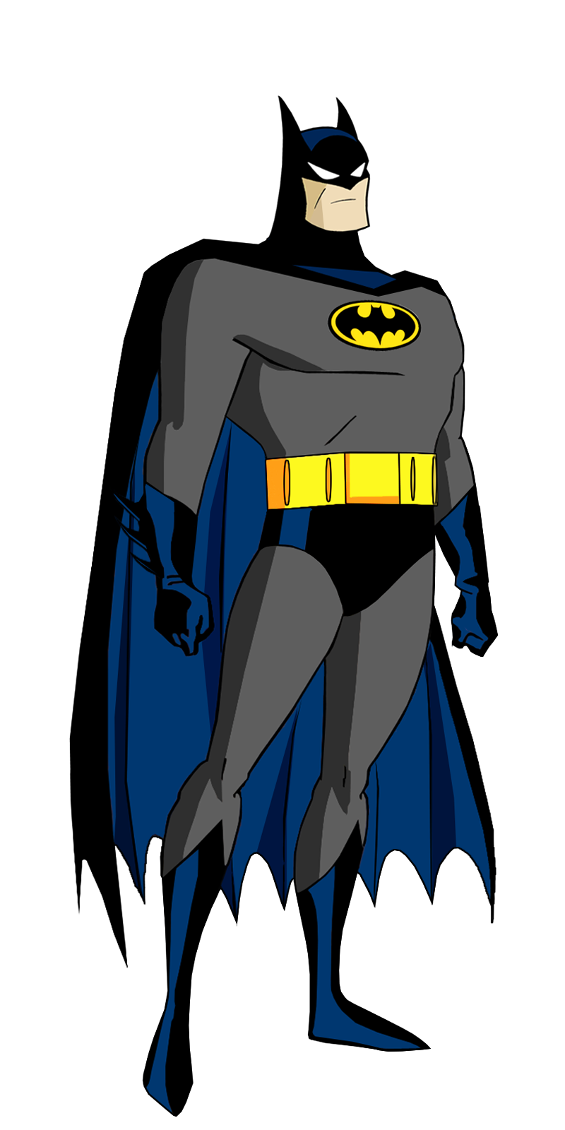 Batman The Animated Series Deutsch
