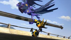 Bumblebee vs. Filch