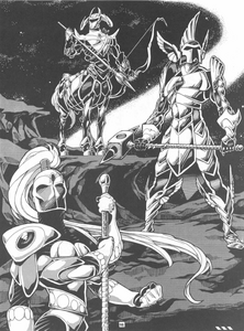 Cosmo-Knights, group (Rifts Dimension Book, Phase World)