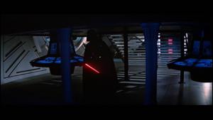 Darth Vader stalking