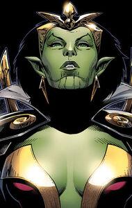Queen Veranke (New Avengers Vol 1 40)