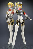 Bandai aigis heavily equipped05