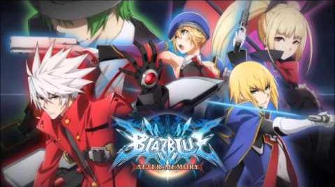 Blazblue Alter memory Ost Bullet Dance Third version