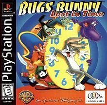 Bugs Bunny Lost in time