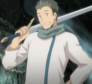 Naotsugu out of his armour