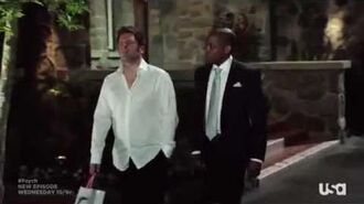 Psych - Right Turn or Left For Dead Promo (S07E08)