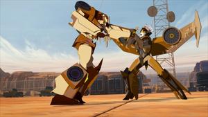 Razorpaw vs. Windblade