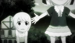 Sorano protects Yukino