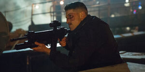 The Punisher- Sniper Mode
