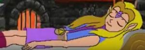 Zelda Sleep