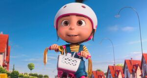Agnes's bike