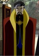 Dr. Strange. ('Doctor Strange' film, animated)