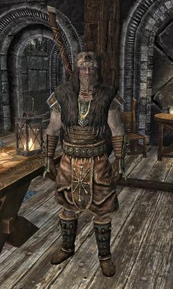 Galmar Stone-Fist