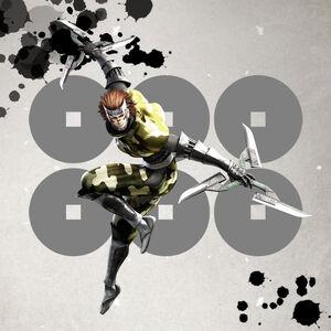 SB4 Sasuke Sarutobi