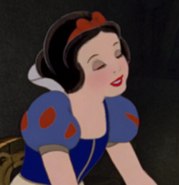 Snow White's endearing giggle