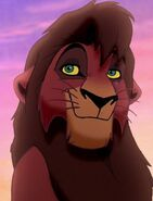 The Lion King II Simba's Pride Kovu