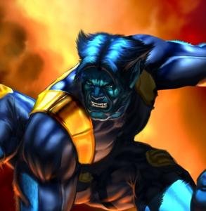 Beast X-Men Legends