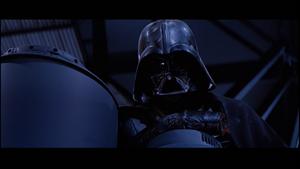 Darth Vader raspy