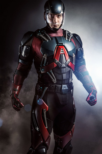 Ray Palmer looking spiffy!