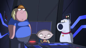 Stewie, Brian and Chris
