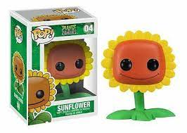 Sunflower funko pop