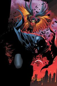 Batman and Robin Vol 2 1 Textless
