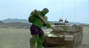 Hulk-tank