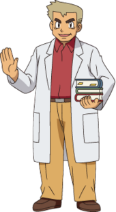Professor Oak XY