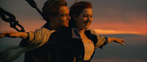 Titanic I'm Flying