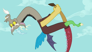 Discord stretching S03E10
