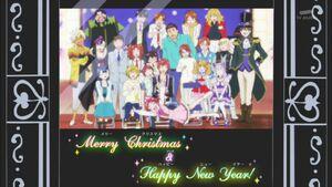 HuPC45 Merry Christmas Happy New Year!